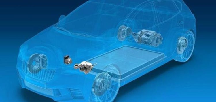 Volkswagen ID.3 і ID.4 використовують гальмівну систему ZF