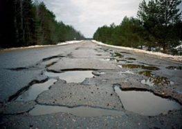 Кубраков розповів чому дороги погані