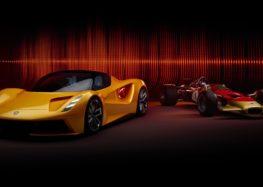 Електромобіль Lotus Evija отримав звук боліда Формули-1 з V8