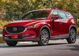 Розкрили деякі подробиці про нову Mazda CX-5