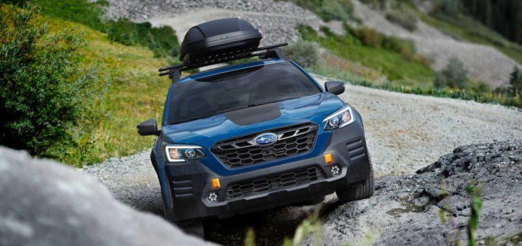 Subaru офіційно випустила позашляховик Outback Wilderness