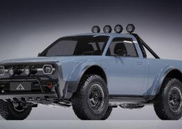 Пікап Alpha Wolf отримав найбільший запас ходу серед моделей компанії
