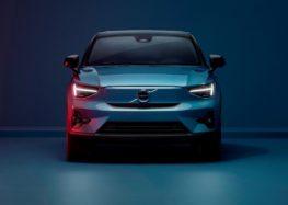 Компанія Volvo представила повністю електричний автомобіль