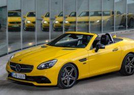 Mercedes-Benz замінить деякі моделі електромобілями