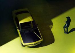 Opel зробить з купе Manta електромобіль