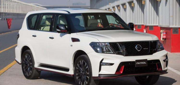 Оновлений Nissan Patrol Nismo з'явився на Близькому Сході