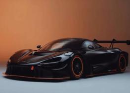 McLaren представив хардкорну версію 720S з кнопкою push-to-pass