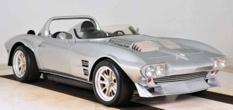 """Копію Corvette Grand Sport 1963 року з """"Форсажу» продадуть з молотка"""