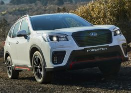 Subaru показала яким буде Forester Sport