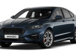 Ford Mondeo не буде на ринку вже з 2022-го року