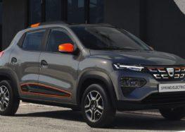 Компанія Dacia презентувала найбюджетніший електрокар в Європі
