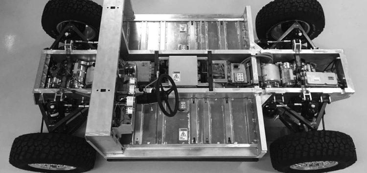 Компанія Bollinger знайшла партнера для випуску електрокарів