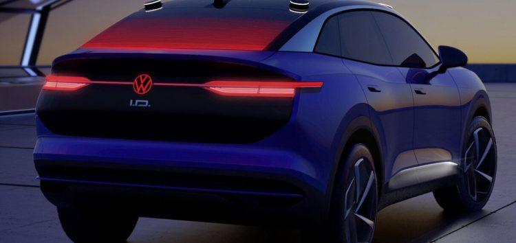 Volkswagen ID.5 показали без камуфляжу