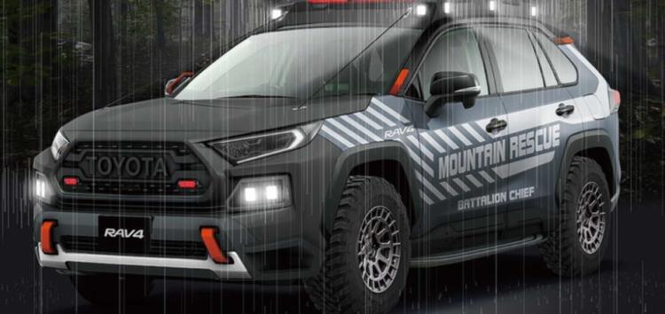 Toyota продемонструвала найкрутіший RAV4, який не вийде на ринок