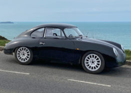 Стартап WEVC представив електрокар в стилі Porsche 356