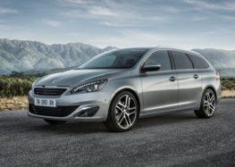 Peugeot 308 в кузові універсал вивели на тести