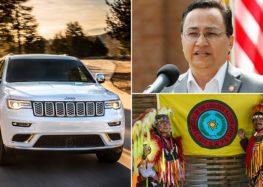 Jeep все ж таки може змінити назву Cherokee для індіанців