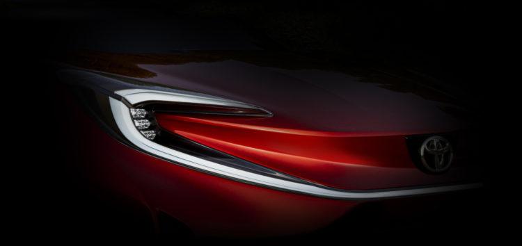 Перший електромобіль Toyota для європейського ринку вийде вже зовсім скоро