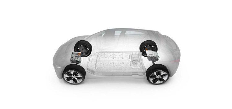 Magna представила нову силову установку для електромобілів