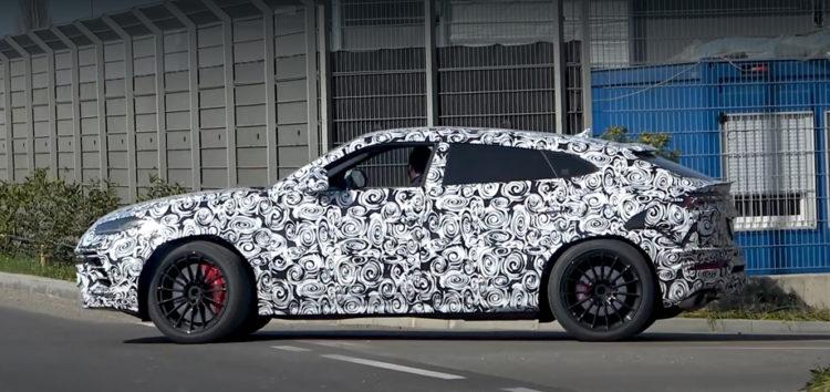 Lamborghini показала новий Urus Evo 2022 року (відео)