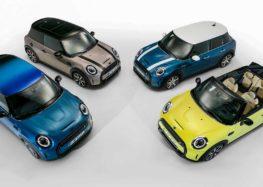 З'явилися шпигунські фото електромобіля Mini Cooper нового покоління