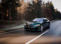 Alpina представила нове покоління спортивного седана B8 Gran Coupe