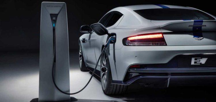 Aston Martin планує зробити електрокари схожими на бензинові спорткари