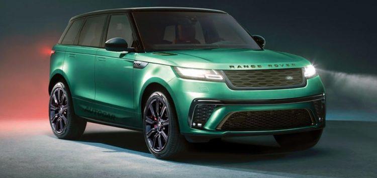 Показали фотографії Range Rover нового покоління