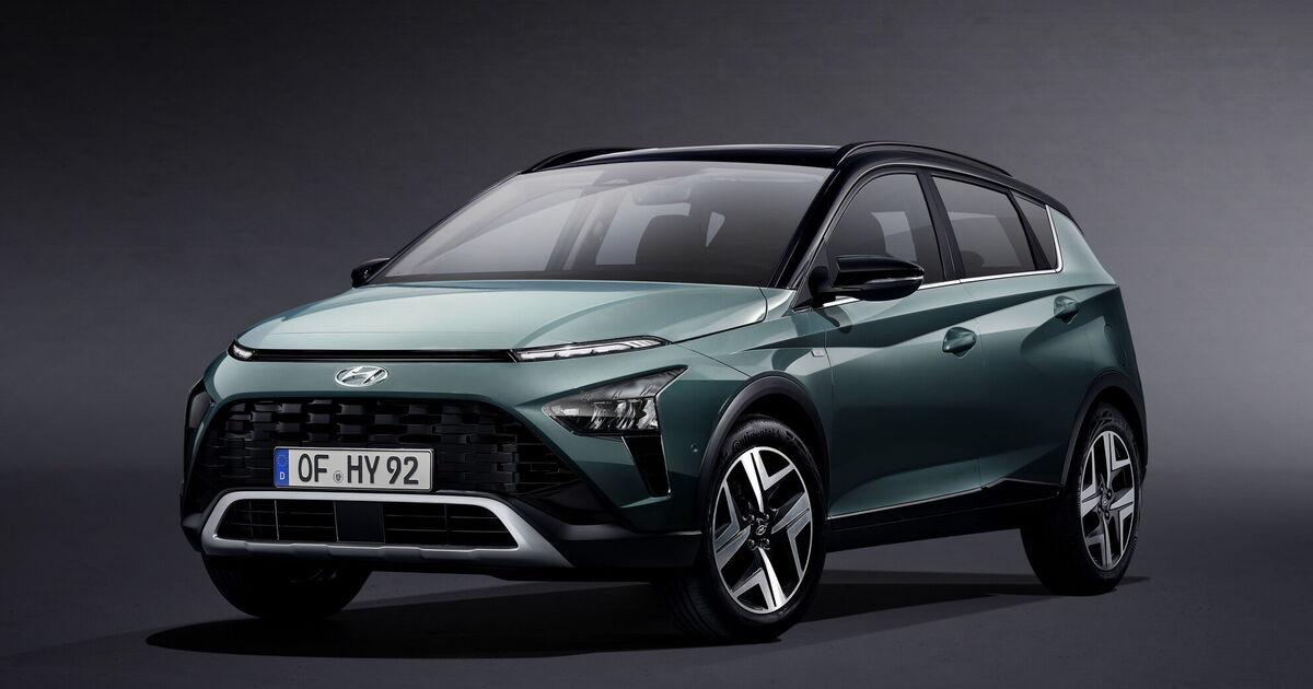 Hyundai офіційно представив новинку Bayon