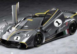 Pagani представила найпотужнішу версію суперкара Huayra R