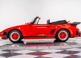 На американському аукціоні з'явилася рідкісна версія Porsche 911 1988 року