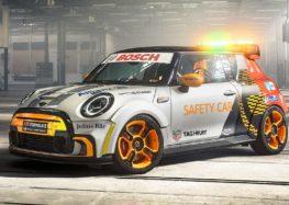 Mini представила новинку для участі в Формулі Е