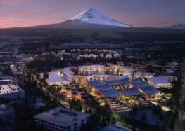 Toyota розпочала побудову власного міста
