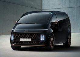 Hyundai розкрила деталі мінівена Staria