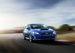 Subaru проводить випробування WRX нового покоління