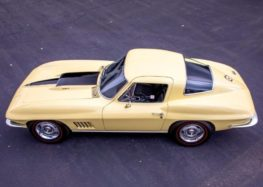 Chevrolet Corvette L88 Coupe 1967 року продали за 2,45 мільйона доларів