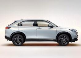 Honda представила версію HR-V для ринку Європи
