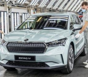 Skoda випустила 15-мільйонний автомобіль