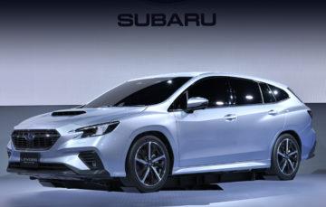 Новий універсал від Subaru вже зовсім скоро