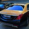 На українських дорогах був помічений оригінальний Mercedes-Maybach