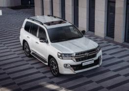 Тойота представить нове покоління Land Cruiser вже в кінці весни
