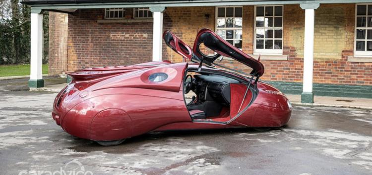 """""""Космічний"""" Chevrolet Aveo 2008-го виставили на продаж за $ 10,8 тисяч"""