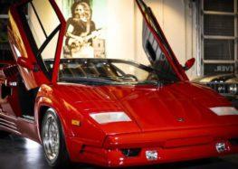 Лімітований 32-річний Lamborghini Countach виставили на продаж