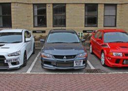 Компанія Mitsubishi виставила на аукціон 14 раритетних автомобілі