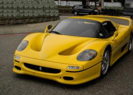 Ferrari тестує свій новий гіперкар в кузові LaFerrari