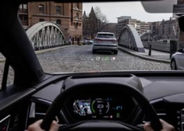 Кросовер Audi Q4 e-tron теж отримає опцію доповненої реальності