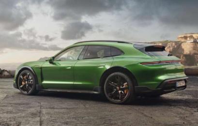 Porsche Taycan збираються перетворити на купе та кабріолет