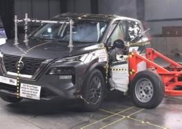 Результати випробування на безпеку Nissan X-Trail 2021