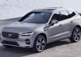 Новий кросовер від Volvo напхали технологіями