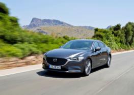 Оновлена Mazda 6 отримала спеціальну версію Homura
